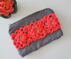 Crochet in less than an hour purse