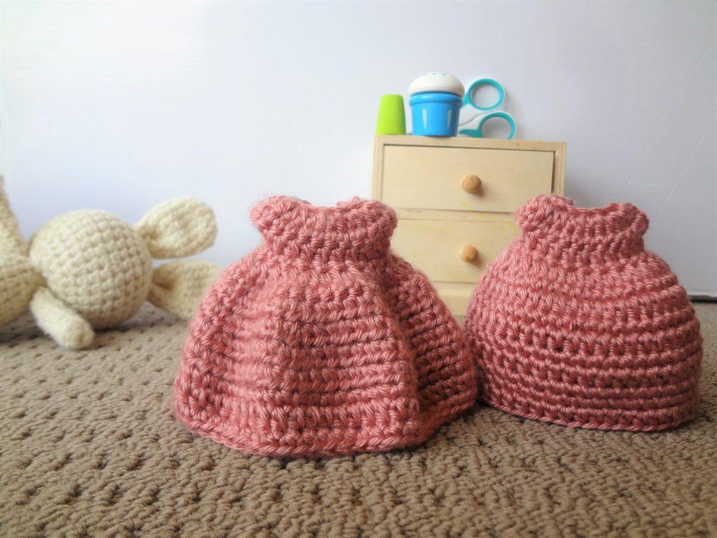 crochet dress for dolls free pattern