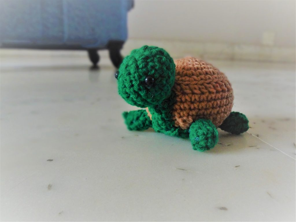 Baby Yoda Amigurumi inspired by the new Star wars series The ... | 768x1024