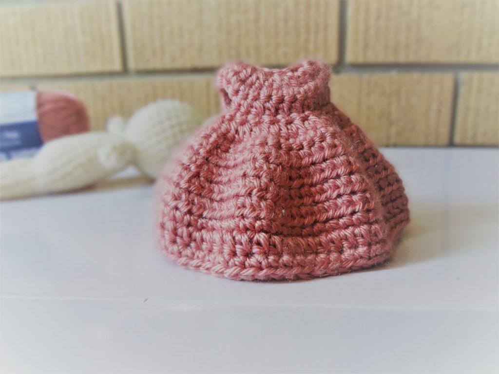 crochet dress for dolls