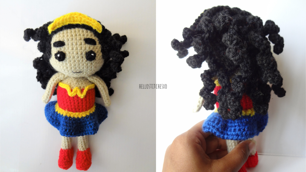 Wonder Woman toy