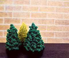 free crochet christmas tree pattern